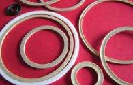 PTFE contoured rings - PTFE Manufacturers