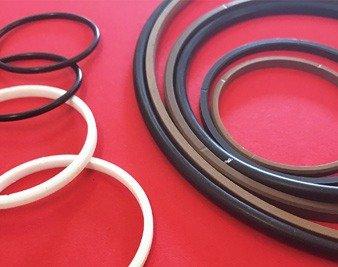 PTFE piston seals - PTFE Manufacturers