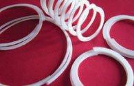 PTFE spiral rings - PTFE Manufacturers
